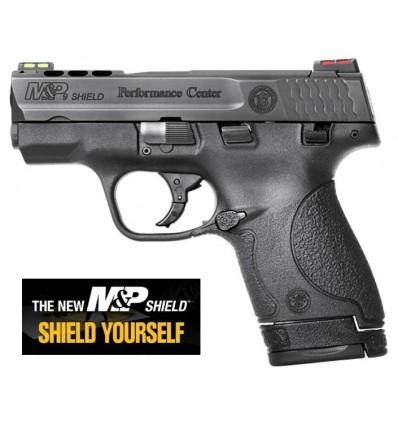 Pistola SMITH & WESSON M&P9 Shield Ported PC