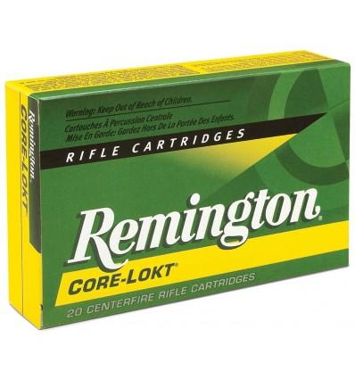Munición metálica REMINGTON CORE-LOKT - 30-06 - 150 grains