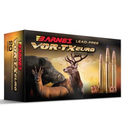 Munición metálica BARNES - VOR-TX EURO - 308 Win. - 130 grains