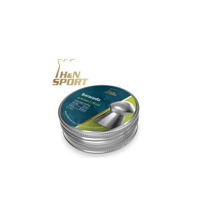 Balines H&N Barracuda 2,0g lata 150 unid. 6,35mm