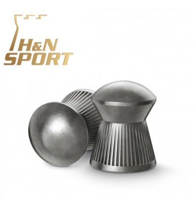 Balines H&N Excite Hammer 0,51g lata 500 unid. 4,5mm