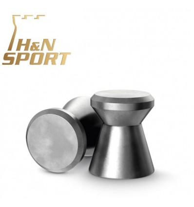 Balines H&N Finale Match Heavy - 0,53g lata 500 unid. 4,50mm