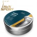 Balines H&N Match Heavy - 0,53g lata 500 unid. 4,50mm